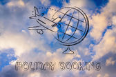 Travel industry concept — Stock Photo