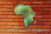 Africa and the green economy — Stock Photo