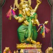 Golden statue of Ganesha — Stock Photo #54886839