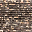 Old roof tiles texture — Stock Photo #56233825