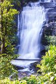 Sirithan waterfall in Doi Inthanon, Chiang Mai, Thailand — Stock Photo