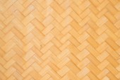 Wood striped woven texture — Stock Photo