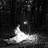 Crime Scene Investigation — Stock Photo