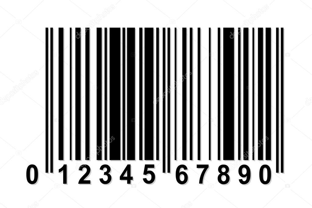 barcode vector - photo #18