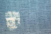 Jean inside texture — Stok fotoğraf