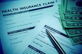 Versicherung Erstattung-Konzept — Stockfoto