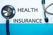 Medizinische Versicherung Konzept — Stockfoto