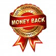 Money Back Guarantee — Stock Vector #54596551