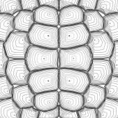 Tortoise shell background — Stock Vector
