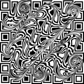 Geometric seamless pattern. — Stock Vector