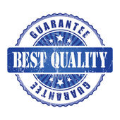 Best Quality Guarantee Stamp. — Stock Vector