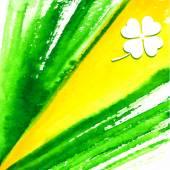 St. Patricks Day banner — Stock Vector