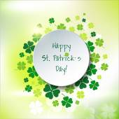 St. Patricks Day Background — Stockvector