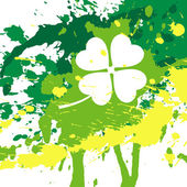 St. Patricks Day banner — Vettoriale Stock