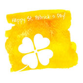 St. Patricks Day  card — Stockvector