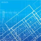 Fond pour le projet architectural — Vecteur