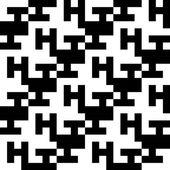 Bezszwowe tło wzór geometryczny. — Wektor stockowy