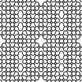 Seamless vintage geometric pattern. — Stock Vector