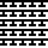 бесшовные старинный геометрический узор. — Cтоковый вектор