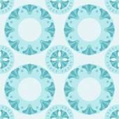 круглый орнамент lotus, бесшовные обои фона шаблон дизайна. абстрактный вектор е p s 8. — Cтоковый вектор
