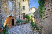 France - Oppede le Vieux — Zdjęcie stockowe