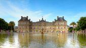 France - Paris (Palais du Luxembourg) — Stock Photo
