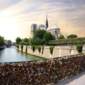 Francie - Paříž — Stock fotografie