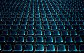 Bench Stadium — Stock Photo