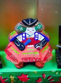 Boneca japonesa — Fotografia Stock