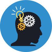 Vector Creative Idea — Stock Vector