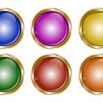 Badge set 2 — ストックベクタ #69739191