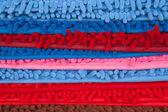 Close-up doormat — Stock Photo