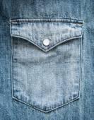 Mavi jeans arka plan dokusu — Stok fotoğraf
