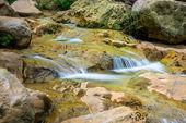 Wonderful waterfall — Stock Photo