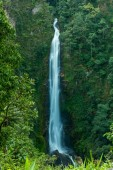 Mae Surin waterfall at Mae Hong Son, Thailand — Stock Photo