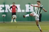 Ferencvaros vs nyiregyhaza otp banque ligue football match — Photo