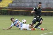 MTK vs. Ferencvaros OTP Bank League football match — Stock Photo