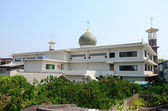 Mosque in Chiang Rai is the northernmost province of Thailand. — Stock Photo