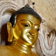 Buddha statue image at Htilominlo Temple — Stock Photo #77126231