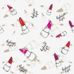 Lipsticks Seamless Pattern — Stock Vector #62258437