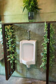 The urinal  — Стоковое фото