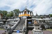 The ancient pagoda at Wat Phra Yuen — Stock Photo