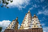Bodh Gaya at Wat Monmahinsilaram — Fotografia Stock