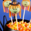 Witch cake pops — Stock Photo #54985153