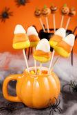 Bonbons gâteau de maïs pop. — Photo