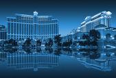 Bellagio hotel — Stockfoto