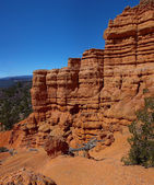 Red canyon — Stock Photo