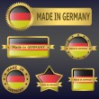 Made in Germany — Stock Vector #56040467