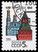 Capitals of Soviet Republic — Stock Photo