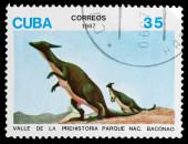 Dinosaur — Φωτογραφία Αρχείου